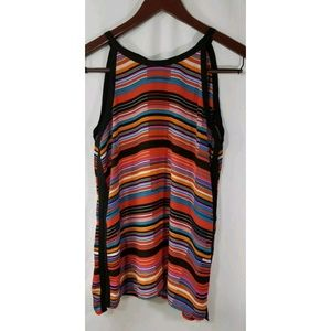 Vince Camuto Back Tie Sleeve Sz Small